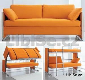 Multifunkční gauč