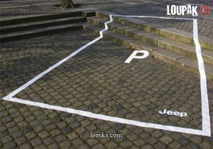Umění zaparkovat