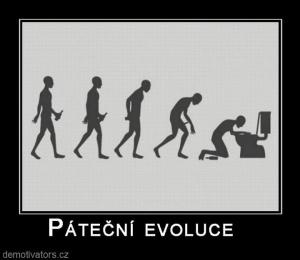 Jak jde evoluce