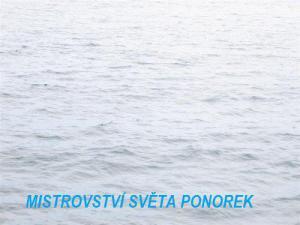 Mistrovství světa ponorek