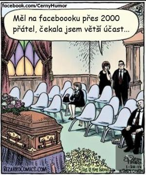 Smutná realita Facebooku