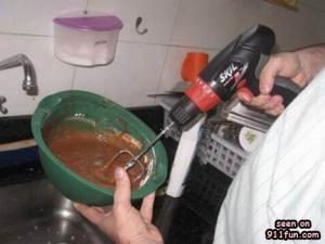 Kutil vaří
