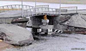 Pevný most