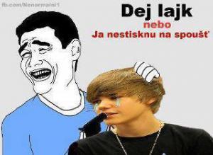 Like pro Justina!