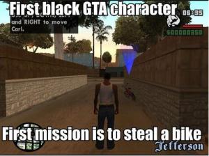 Černý charakter