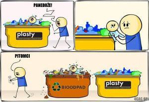 Třídění odpadů je moc důležité!
