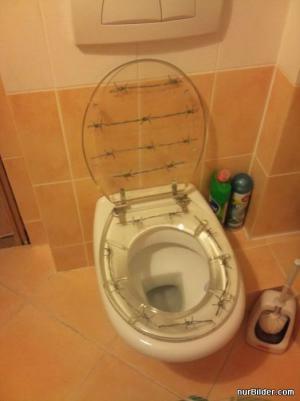 Ostnaté WC