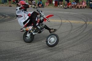Jednokolová motorka