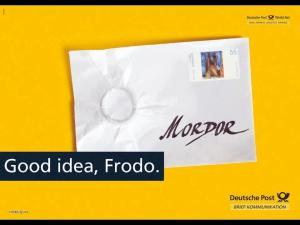 Frodova pošta
