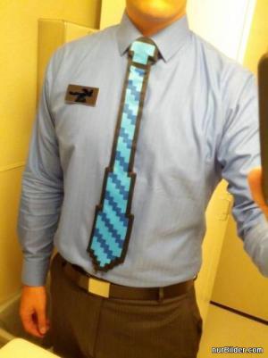 Pixelová kravata