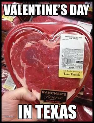 Valentýnské maso