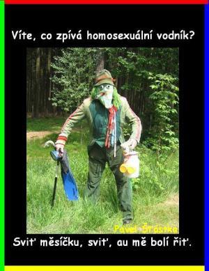 Homosexuálny vodník