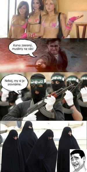 Muslimy na vás