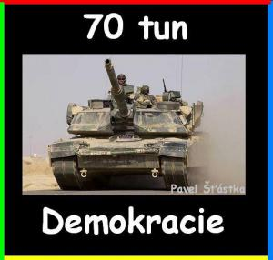 Demokrace