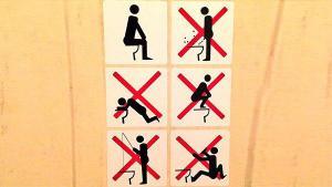 Návod na použitie WC
