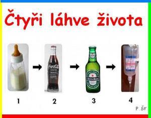 Láhve života