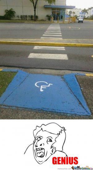 Přechod pro invalidi