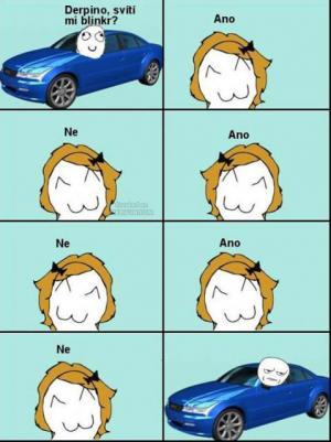 Kontrola auta