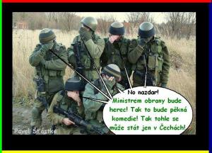 Ministr obrany