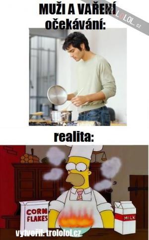 Muži a vaření
