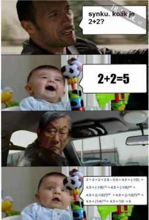 kolik je 2 2?