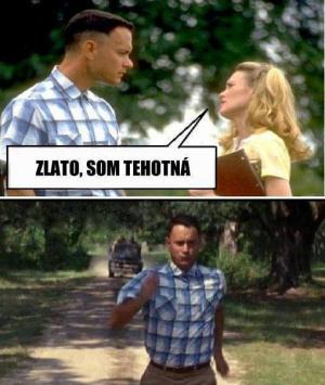 Utíkej, Forreste!:D