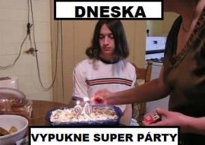 Super párty