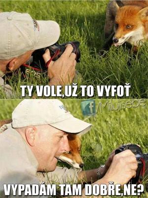 Život fotografa