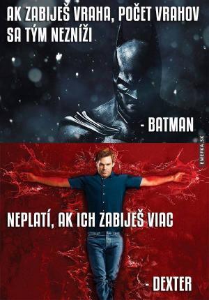 Dexter je pán