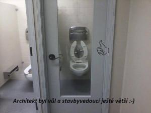 Záchod pro blbce