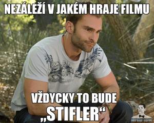 Jednou Stifler, navždy Stifler!