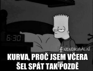 Každé ráno