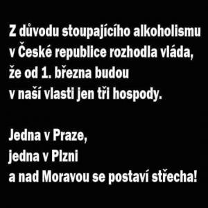 Alkohol v České republice