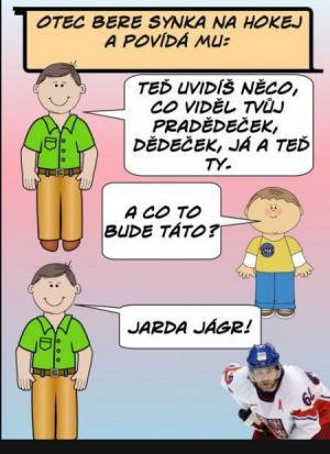 Pravda o českém hokeji