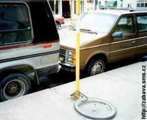 Nezapomen zamknout kolo