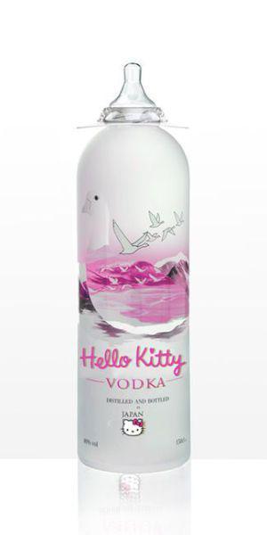 Kitty vodka