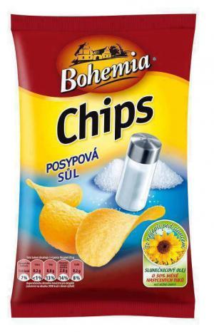 Nové Bohemia Chips