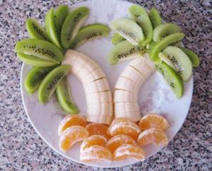 Ovocná palma
