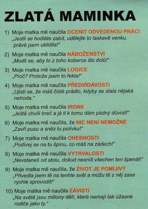 Tak to si přečtěte !  :-D