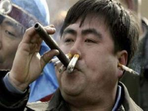 Největší kuřák