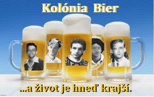 Kolónia Bier