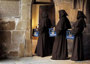 Pivo od mnichů