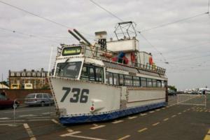 Tramvaj nebo loď?