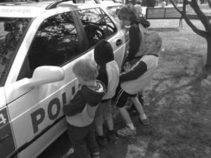 Respekt z policie