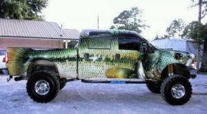 Rybí auto