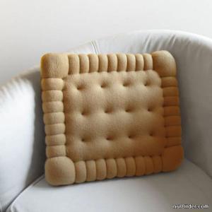 Polštář nebo sušenka?