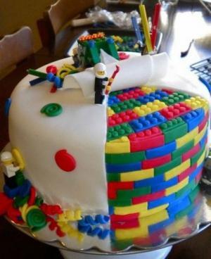 Lego-dort