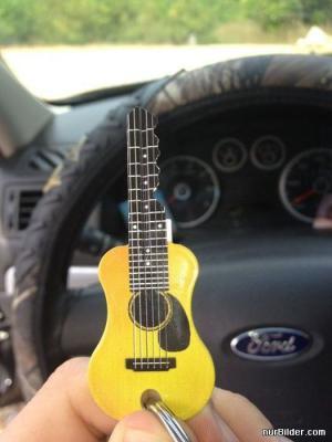 Kytarový klíč