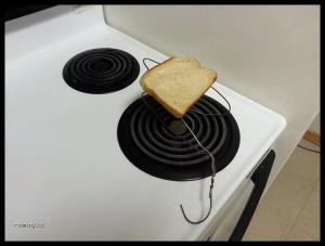 Domácí toast