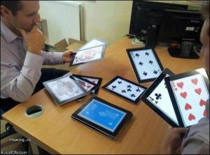 Karty na tabletu